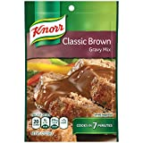 #4: Knorr Gravy Mix, Classic Brown, 1.2 oz