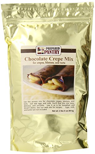 The Prepared Pantry Chocolate Crepe Mix, 32 Ounce