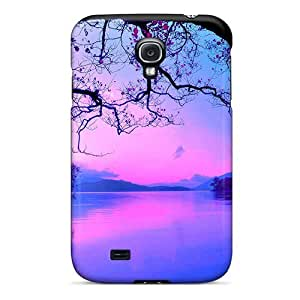 Defender Case With Nice Appearance (a Heavenly Sunset) For Galaxy S4