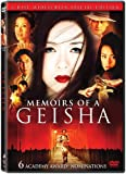 Memoirs of a Geisha (Two-Disc Widescreen Edition)