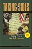 Taking Sides: Clashing Views on Social Issues, Expanded, Kurt Finsterbusch, 0073397164