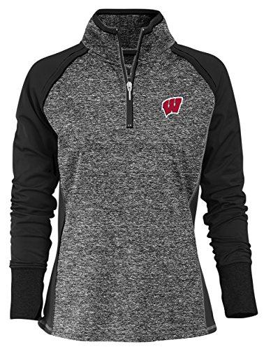 NCAA Finalist Women's Quarter-Zip Pullover Wisconsin Badgers
