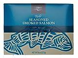 Wild Seasoned Smoked Salmon