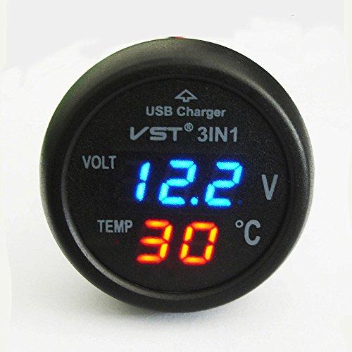 IZTOSS Universal Cigarette Thermometer Temperature