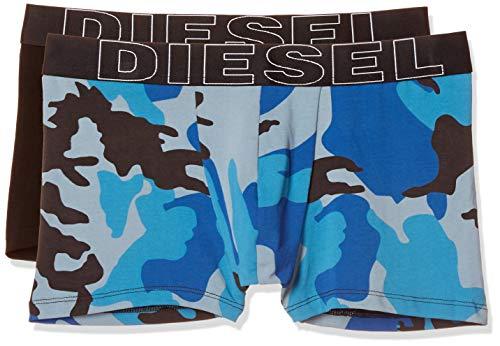 (Diesel Men's UMBX-Damienthreepack Boxer 3pack, Blue, M)