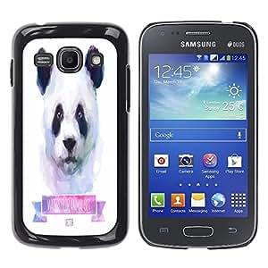 Dragon Case - FOR Samsung Galaxy Ace 3 - Nurture passes nature - Caja protectora de pl??stico duro de la cubierta Dise?¡Ào Slim Fit