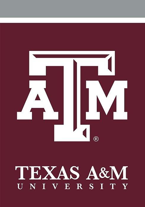 """Briarwood Lane Texas A&M Aggies Garden Flag NCAA Licensed 12.5"""" x 18"""""""