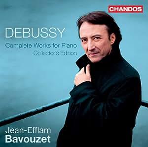 Debussy : Intégrale des oeuvres pour piano