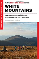 Fully updated and available for the first time in rich, full color, this trusted guide from the publishers of the White Mountain Guide will lead readers to 60 of the most unforgettable day hikes in the breathtaking White Mountain Natio...