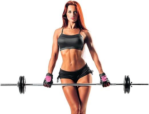 Fitness Model Poster
