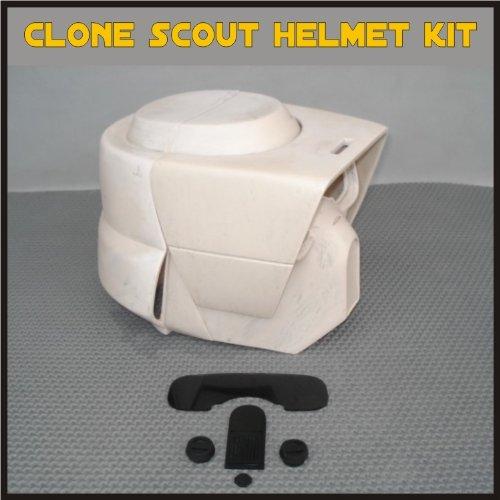 Star Wars Scout Trooper Costume (Clone Trooper Scout Helmet Prop Kit for Star Wars Collectors)