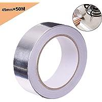 QitinDasen 50M X 45mm Premium Cinta Adhesiva