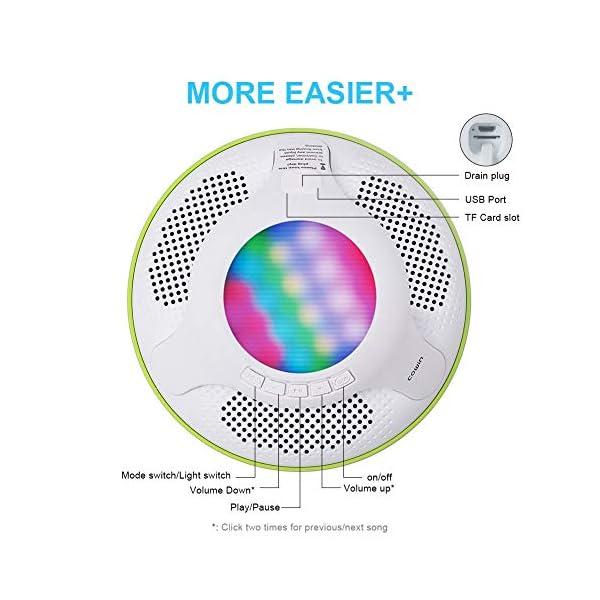 Bluetooth Speaker LED