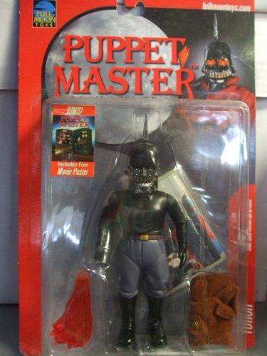 PUPPET MASTER TORCH RARE ORANGE - Puppet Master Torch