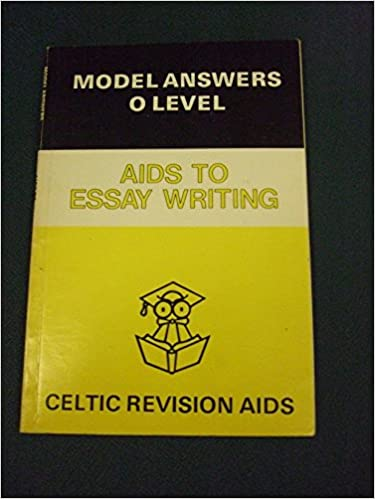Narrative Essay Examples For High School Aids To Essay Writing Model Answers S D C Perkins   Amazoncom Books High School Persuasive Essay also Compare Contrast Essay Papers Aids To Essay Writing Model Answers S D C Perkins   Business Essays