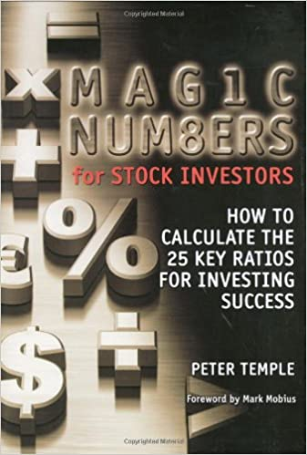 Magic Numbers for Stock Investors: How To Calculate the 25