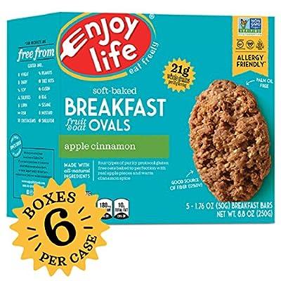 Gluten Free, Nut Free & Vegan Breakfast Ovals