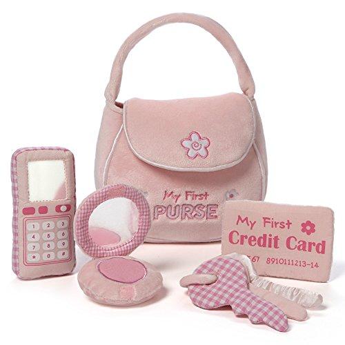 Gund Fun 4048450 My First Purse Stuffed Baby (Animal Purse)
