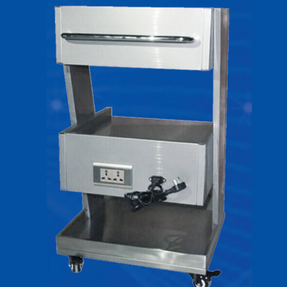 Dental Operatory Cabinets Mobile Type with Power Outlet by Treedental