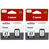 Canon PG-47 -2 Cartridges (Black)