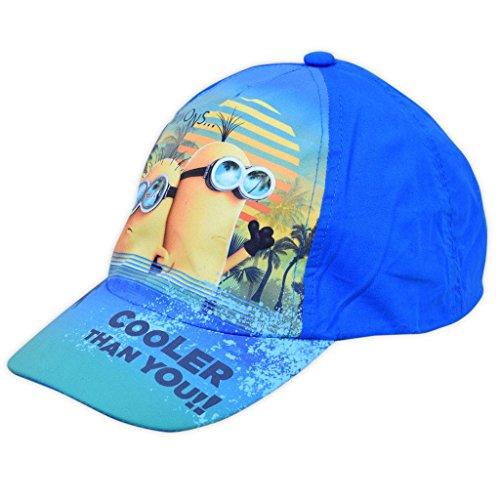 30% de descuento Infantil Minion enfriador de gorras de béisbol sombreros  de gracias Azul Marino 99214269946