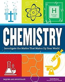 Amazon Com Chemistry Investigate The Matter That Makes border=