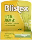 Blistex Herbal Answer Lip Protectant/Sunscreen, SPF 15, .15-Ounce Tubes (Pack of 12)