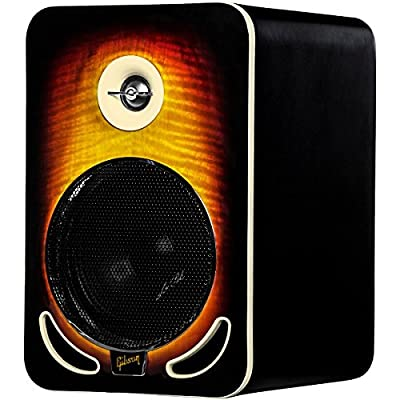 "Gibson Les Paul Studio Monitor 2-way 6"" 247 Watt Professional Studio Monitor - Tobacco Burst Finish from Gibson Pro Audio"