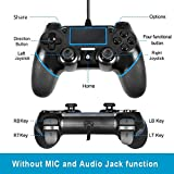TGJOR-USB-Wired-Game-Controller-for-Sony-PS4-Playstation-4-Gamepad-Joystick-Controller