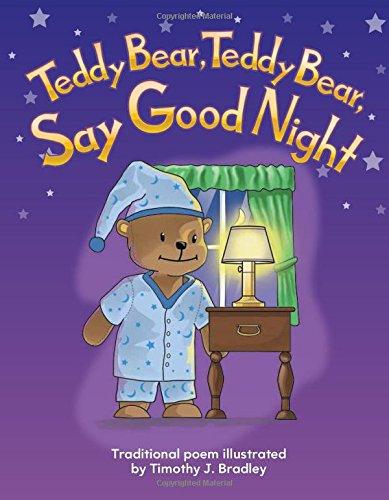 Download Teddy Bear, Teddy Bear, Say Good Night (Early Childhood Themes) pdf epub