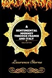 img - for A Sentimental Journey through France and Italy: By Laurence Sterne - Illustrated book / textbook / text book