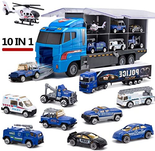 CHIMAGER Transport Die Cast Children Christmas product image