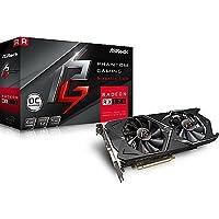 ASRock Phantom Gaming X Radeon RX 570 DirectX 12 RX570 4G OC 4GB 256-Bit GDDR5 PCI Express 3.0 x16 HDCP Ready Video Card