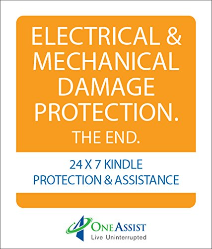 OneAssist 1 Year Total Protection Plan for Kindle Voyage WiFi - 5 Days Replacement Guarantee