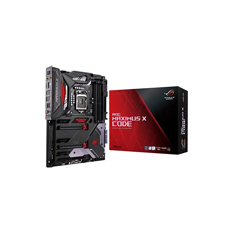 ASUS ROG Maximus X Code LGA1151 (Intel 8