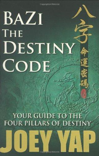 BaZi Destiny Code Guide Pillars product image