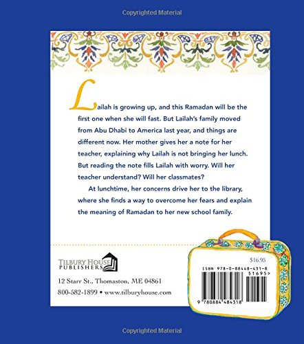 Lailah's Lunchbox: A Ramadan Story by Tilbury House Publishers (Image #1)