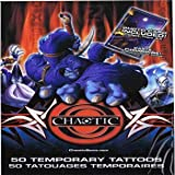 Chaotic Temporary Tattoos by Savvi