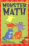 Monster Math (Scholastic Reader, Level 1)