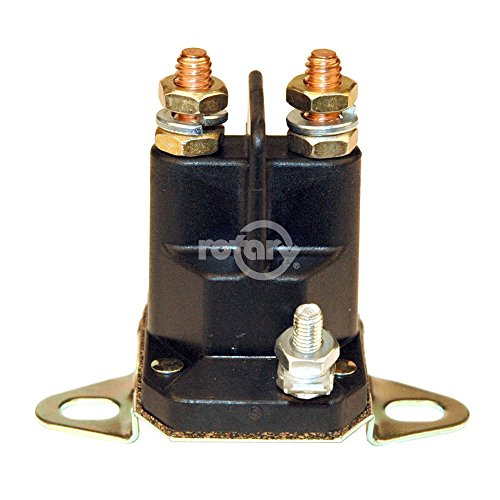 Lawn Tractor Starter Solenoid, MTD 725-0771, 725-0530, 925-0771; Murray 24285, 424285, 9924285 - Lawn Tractor Starter