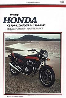 Honda cb 750 900 7983 haynes repair manuals haynes honda cb900 1100 fours 80 83 fandeluxe Image collections