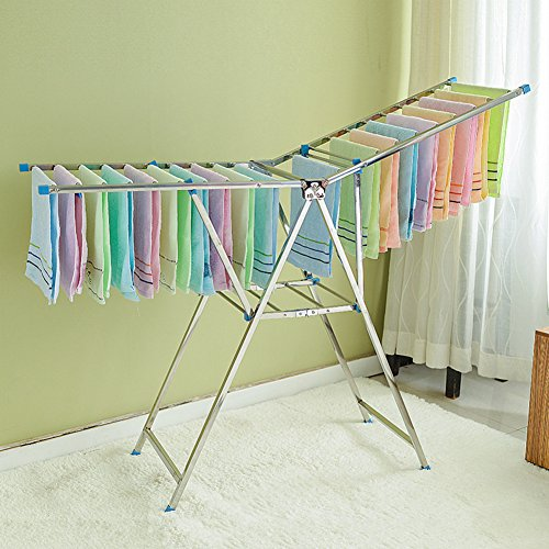 Baby clothes drying racks,Baby diapers Floor to ceiling towe
