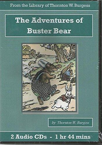 Adventures of Buster Bear Children's Audiobook Cd Set, (Buster Bear)