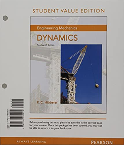 engineering mechanics statics rc hibbeler 14th edition solution manual pdf