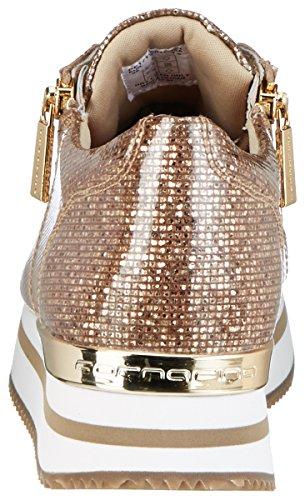 Fornarina Tina - Zapatillas Mujer Gold (Gold)