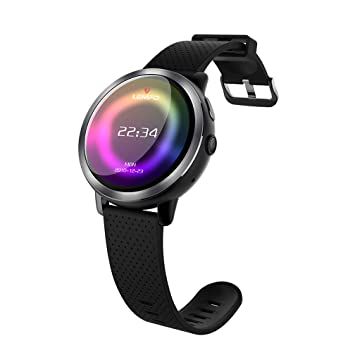 JASZHAO Smart Watch Android 7.1 LTE 4G Sim WiFi 1.39 ...