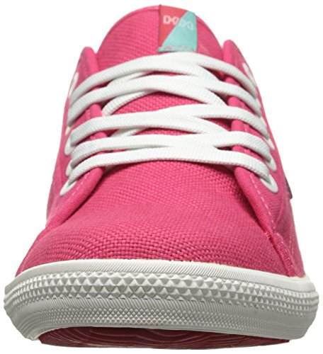 Hansen Women's 241 Canvas Pink M Oslo White Fjord Off Helly Pink Shake Sneakers Pink Low Top qIdg1xvwW