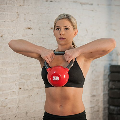 Body-Solid Iron KBLS105 Vinyl Kettleball Set
