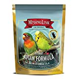 Product review for The Missing Link - Original All Natural Omega & Superfood Supplement - Avian Formula - 3.5oz