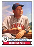 2016 Topps Archives #115 Early Wynn Cleveland Indians Baseball Card in Protective Screwdown Display Case